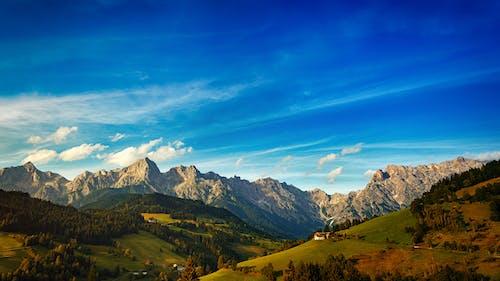 Fotobanka sbezplatnými fotkami na tému denné svetlo, HD tapeta, hora, krajina