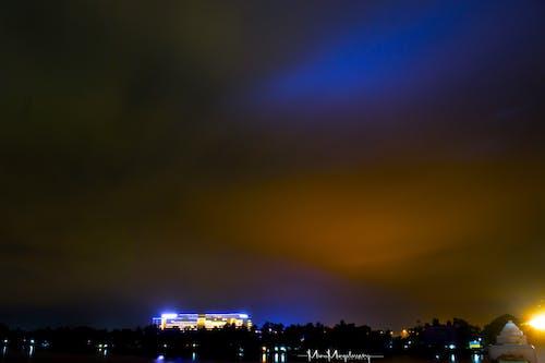 밤, 색깔, 색상, 장시간 노출의 무료 스톡 사진