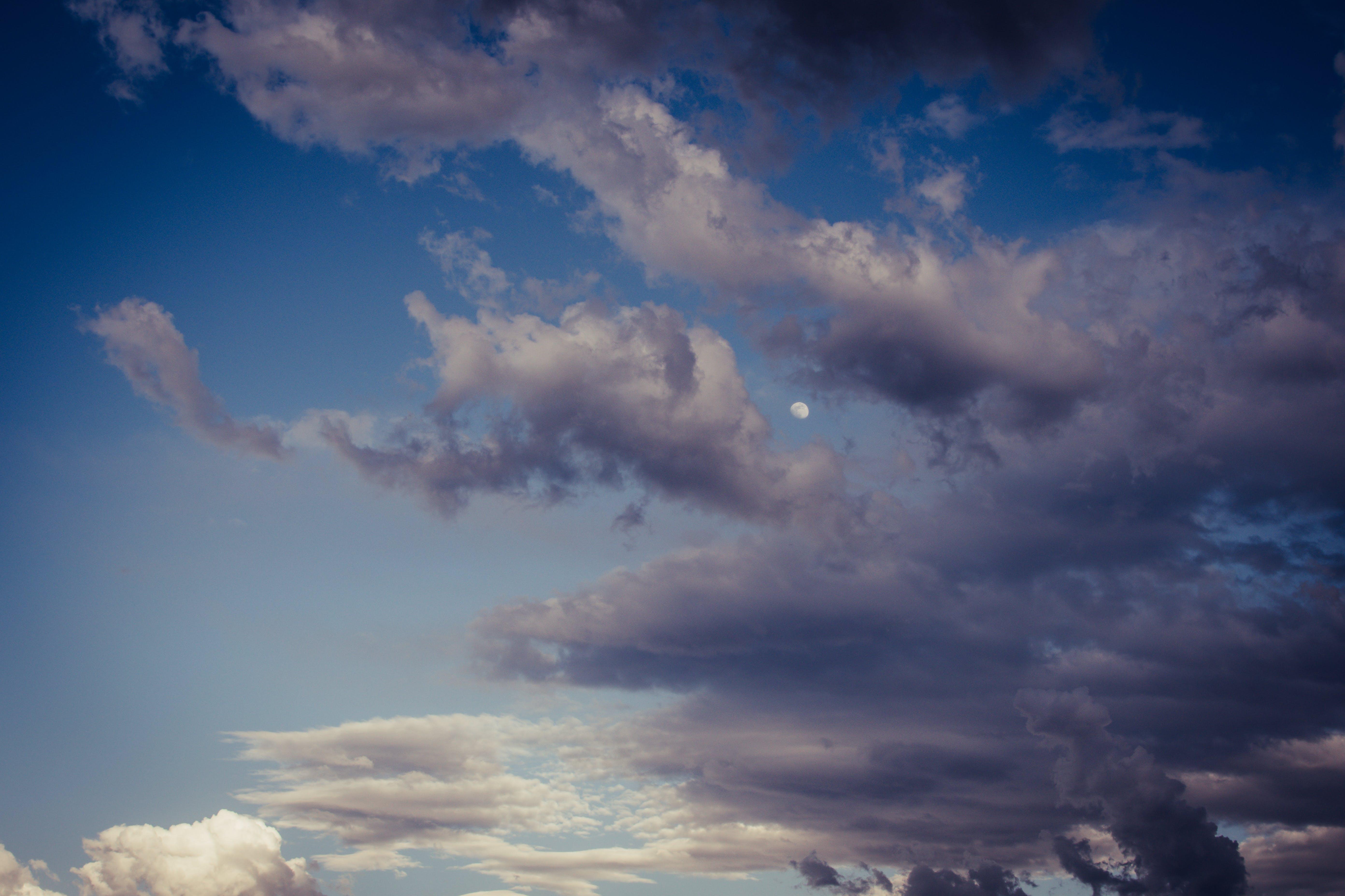 Foto stok gratis alam, awan, langit, siang hari