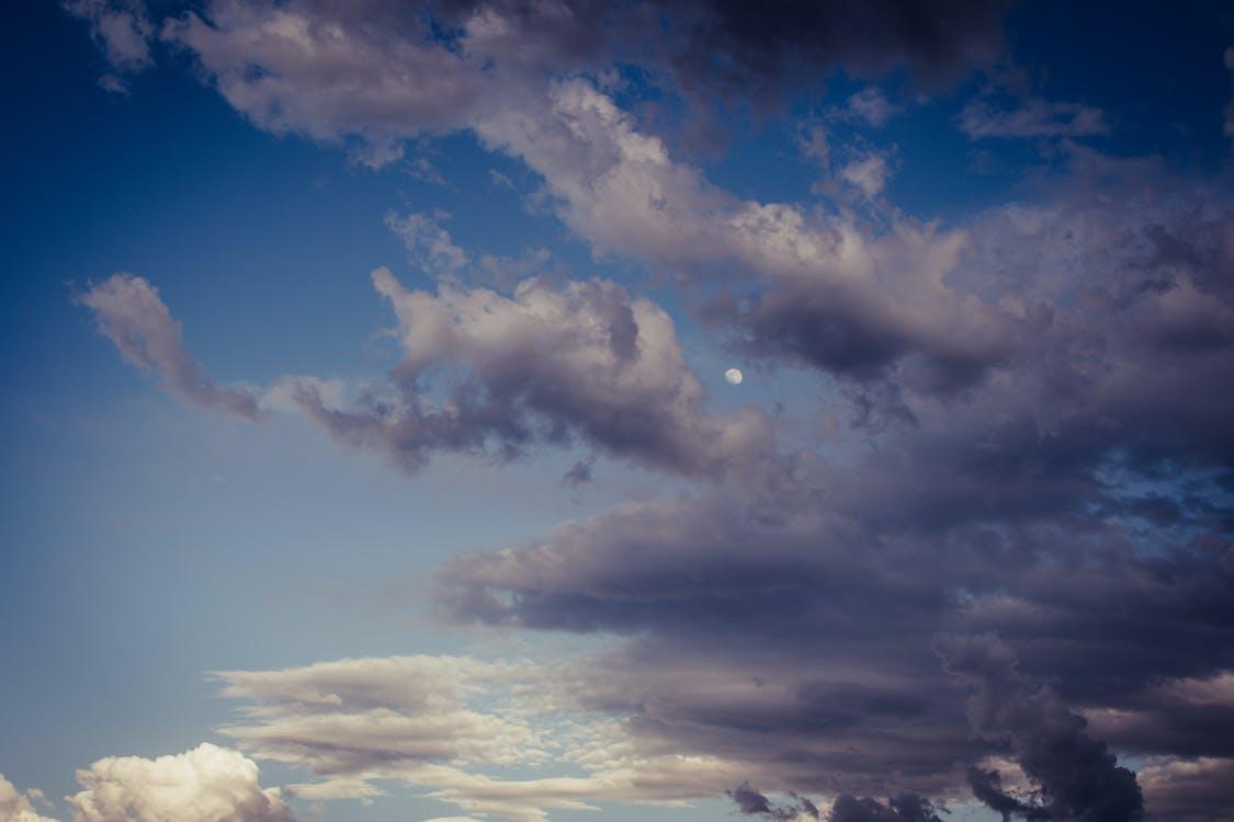 alam, awan, langit