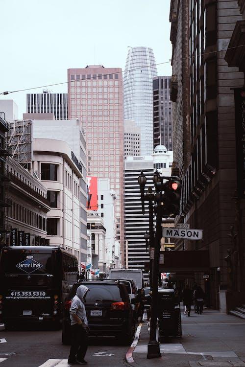 交通, 交通系統, 人 的 免費圖庫相片
