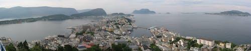 Imagine de stoc gratuită din alesund, fiord, jugendstil, Norvegia