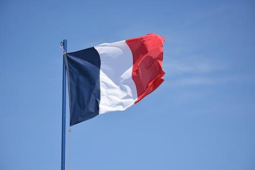 Fotobanka sbezplatnými fotkami na tému ã © tat, ciel, drapeau, drapeau français