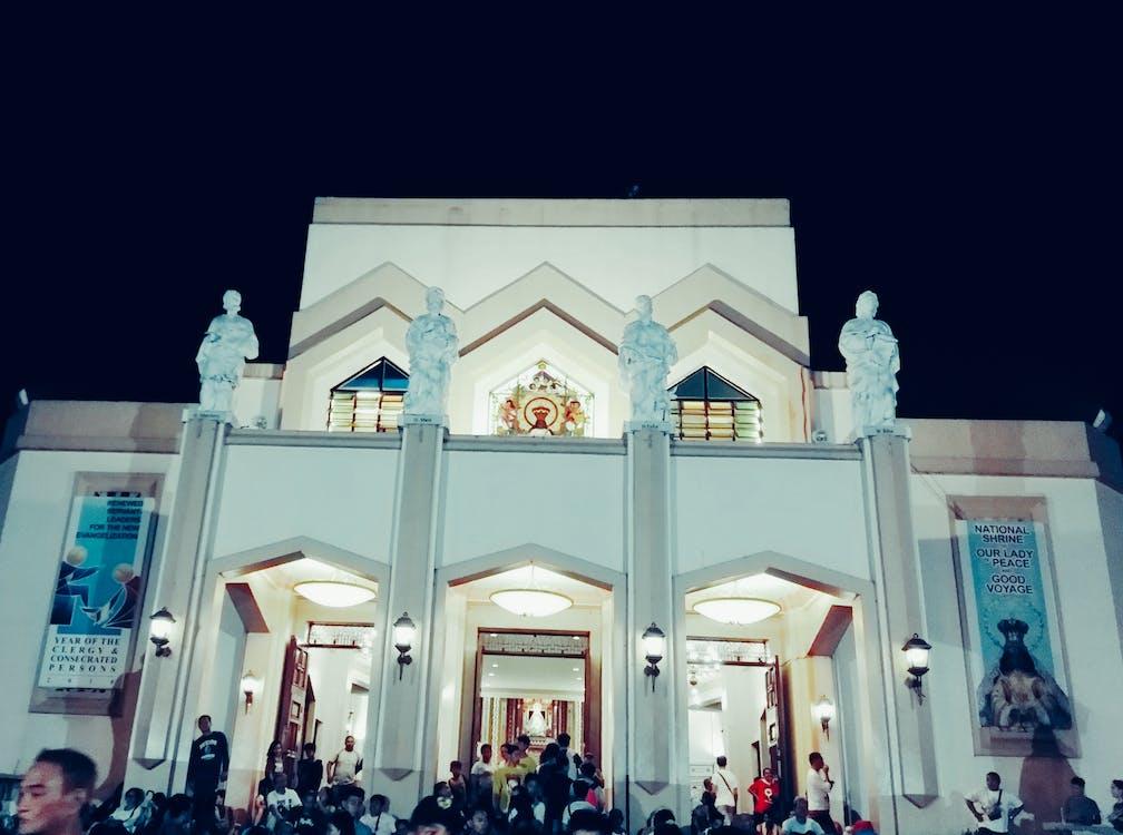 kirche, philippinen