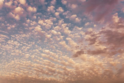 Gratis arkivbilde med daggry, dagslys, dramatisk, hav av skyer