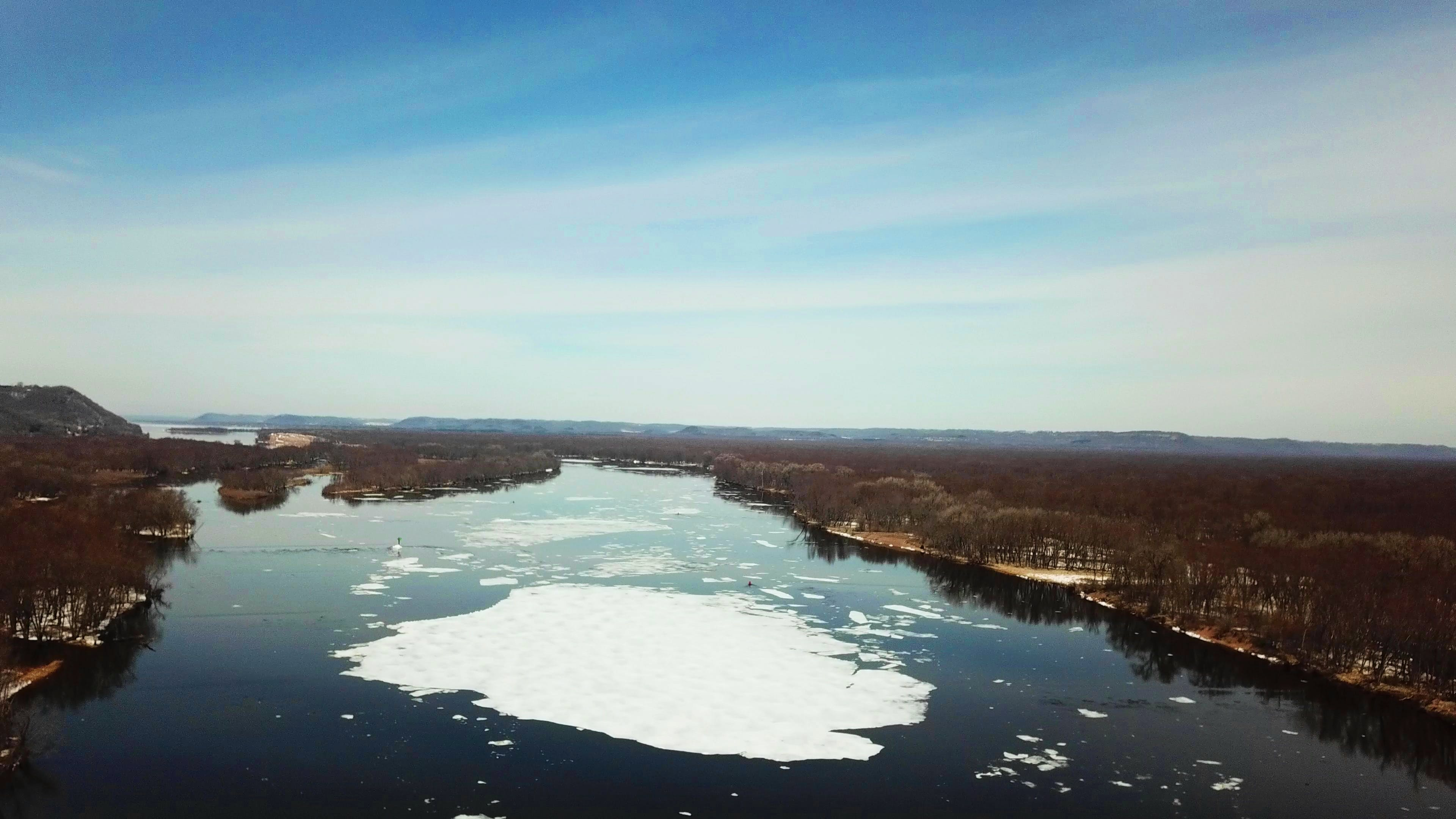 Free stock photo of drone, drone cam, drone view, ice