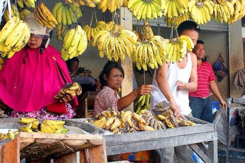 Free stock photo of asia, Asian, banana, buyer