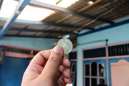 Foto stok gratis bank, fakir, Indonesia, koin