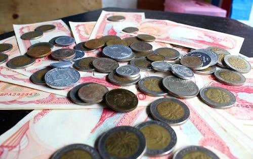 Foto stok gratis bank, Indonesia, investasi, koin