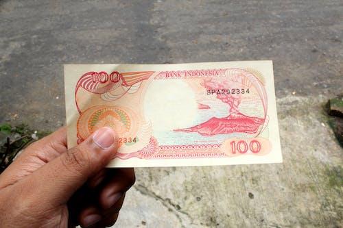 Foto stok gratis bank, fakir, Indonesia, investasi