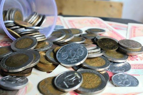 Foto stok gratis bank, Indonesia, koin, penghematan