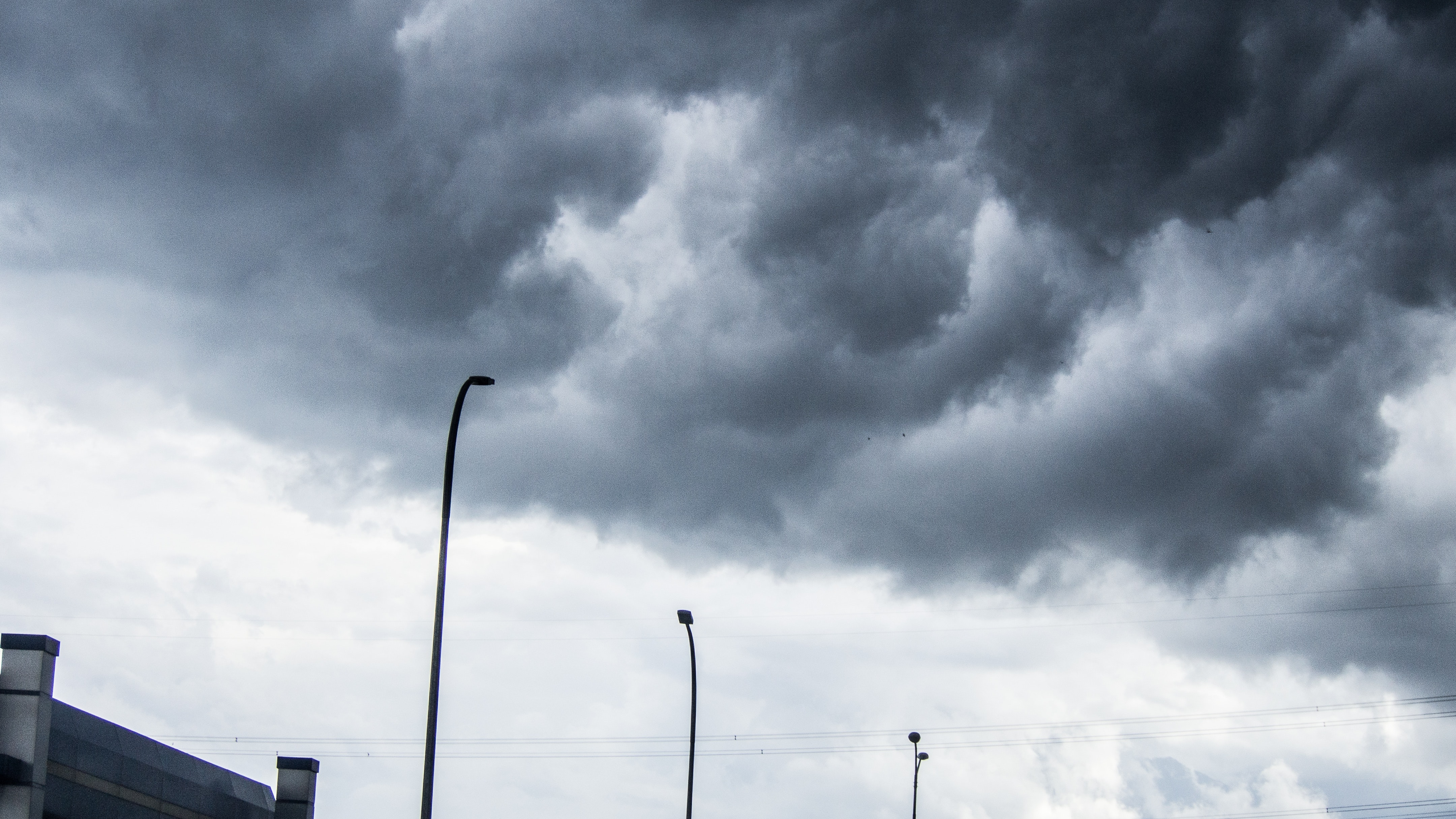 Free stock photo of cloud, Dark Sky, storm