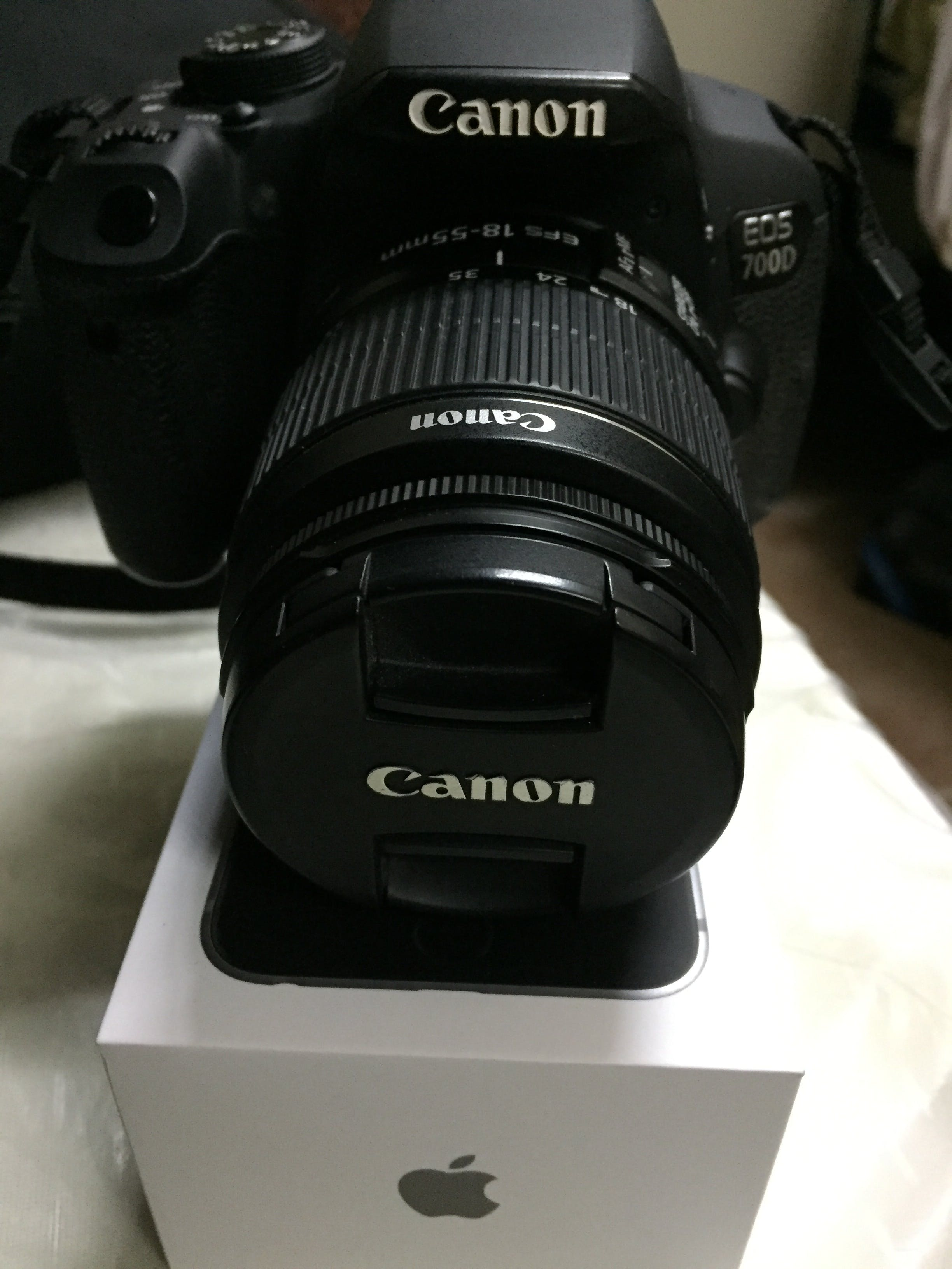Free stock photo of 700D, camera, canon, iphone