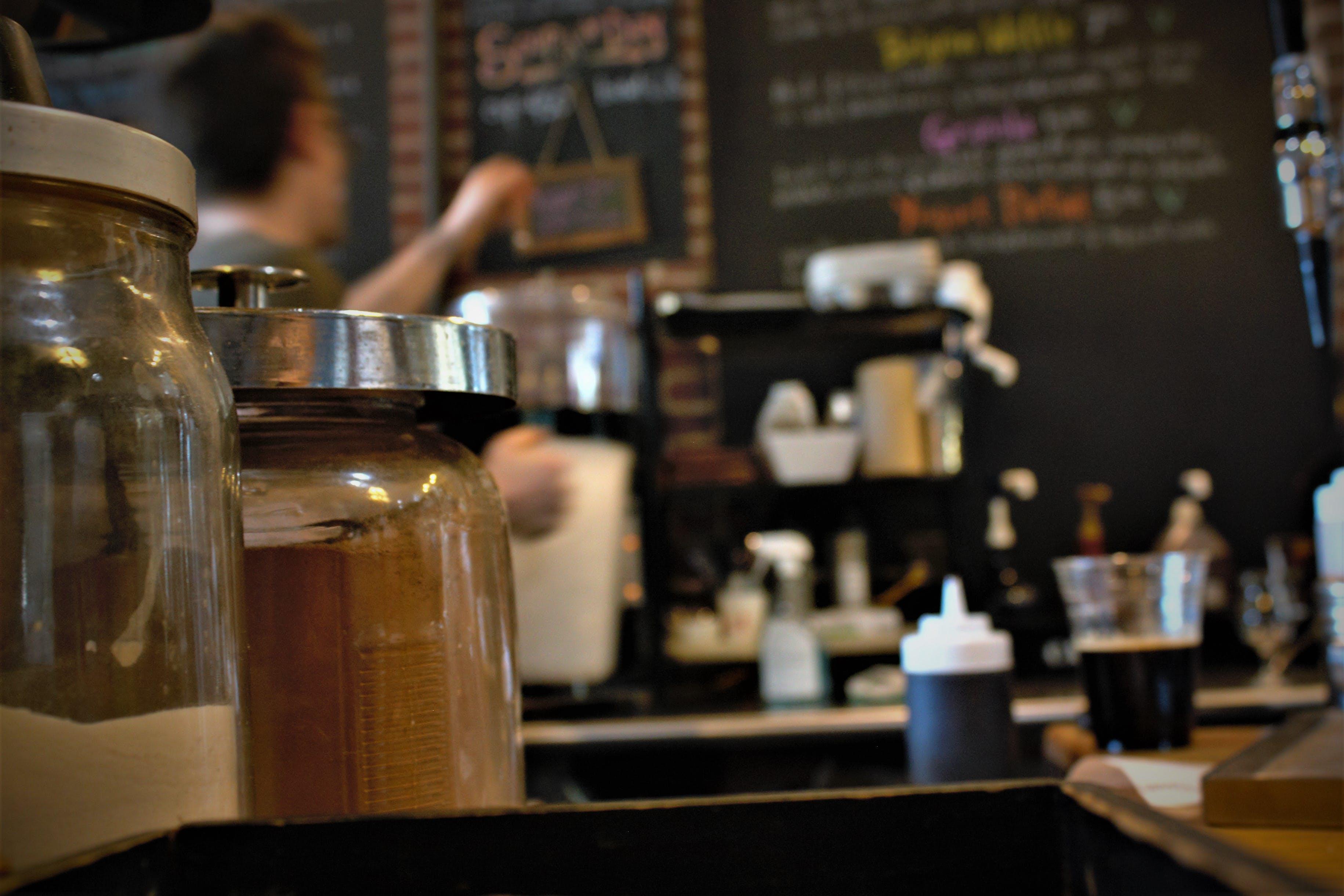Free stock photo of coffee, coffee cup, coffee mug, coffee shop