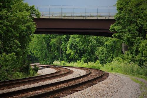 線路の無料の写真素材