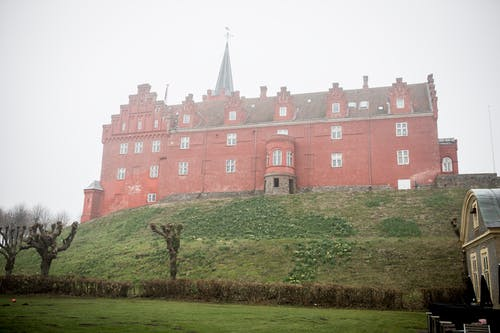 Free stock photo of castle