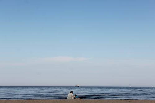 Foto profissional grátis de mar