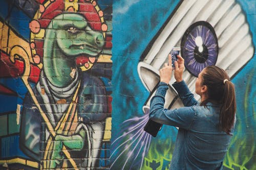 Immagine gratuita di arte, arte di strada, artistico, catturare