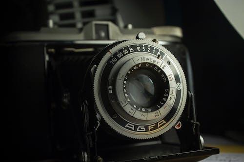Základová fotografie zdarma na téma analogový, clona, dálkoměr, fotka