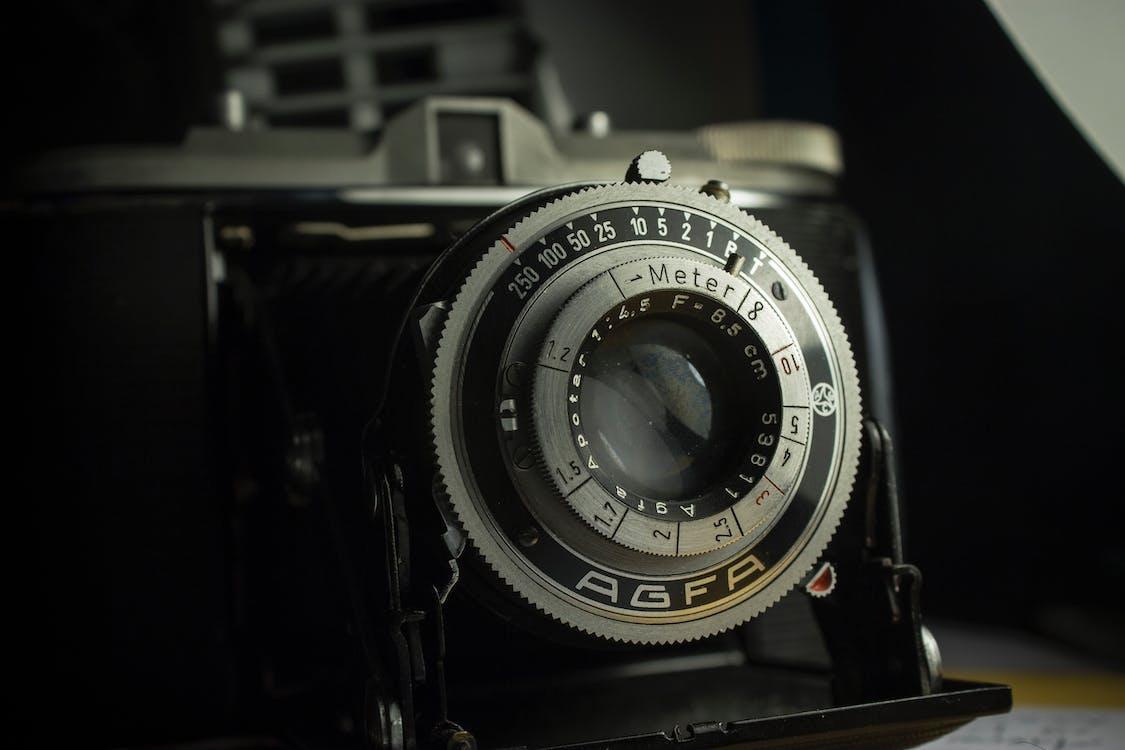 analoginen, antiikki, etäisyysmittari