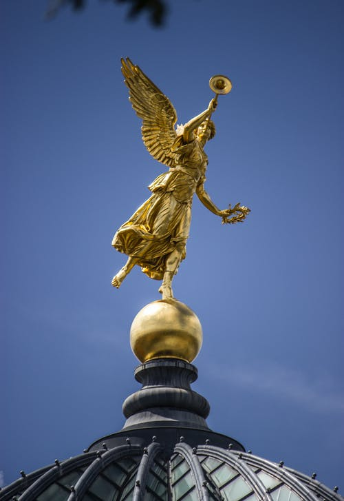 Free stock photo of angel, building, celebrate, dresden