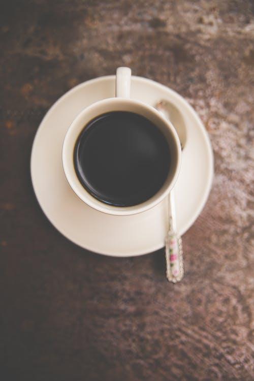 Základová fotografie zdarma na téma černá káva, káva, šálek kávy, uvařená káva