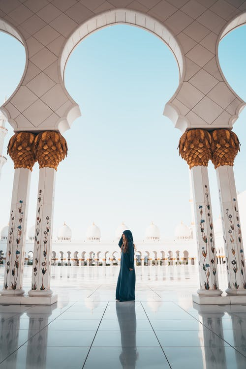 Photo of Woman Wearing Abaya