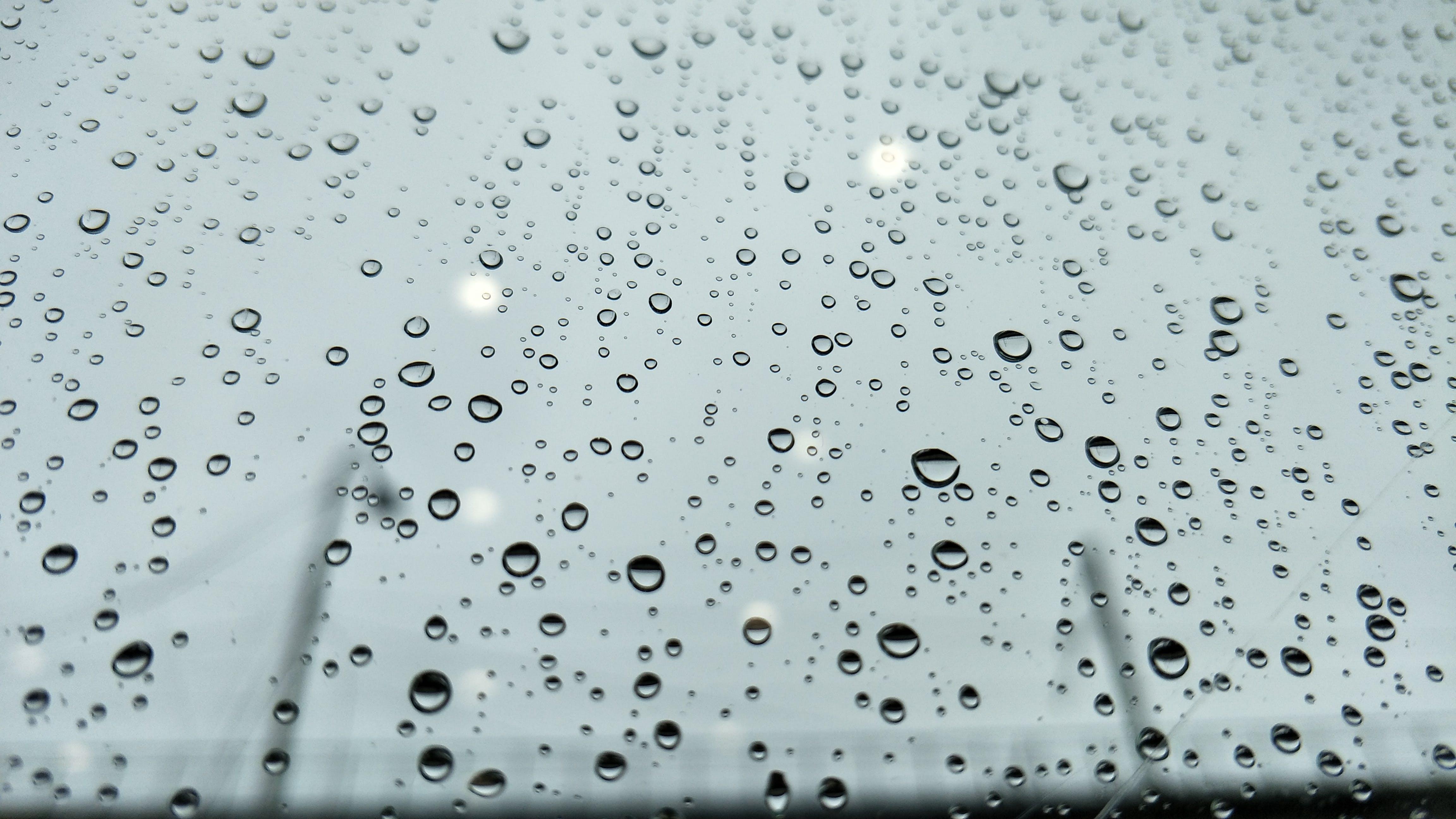 Immagine gratuita di acqua, bagnato, chiaro, gocce