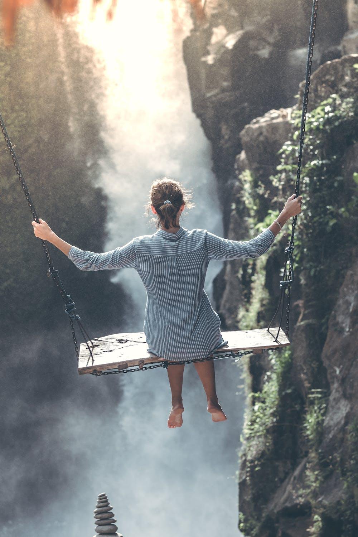 Benefits of yoga swings