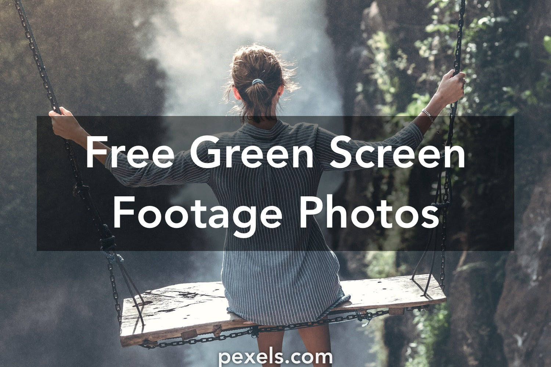 1000+ Interesting Green Screen Footage Photos · Pexels