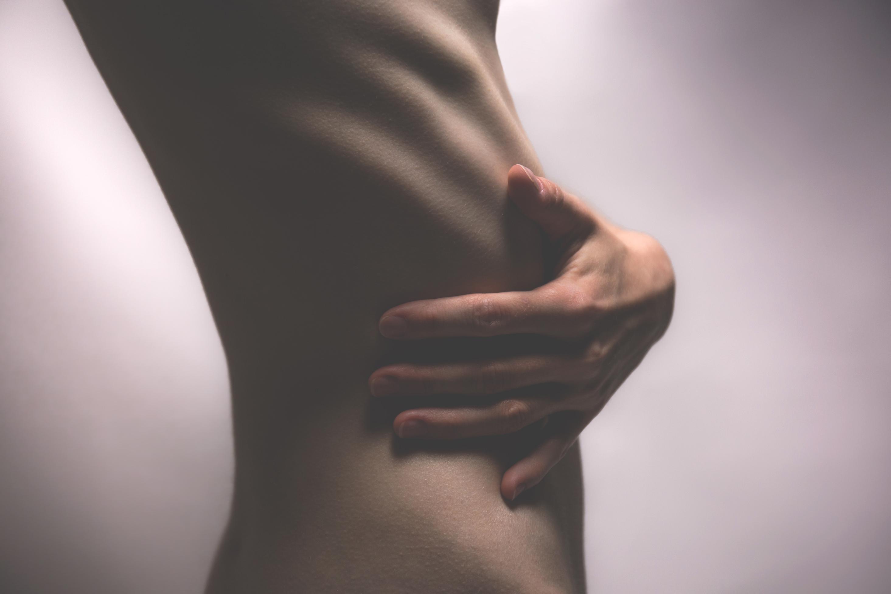 nahý dievča obrázok