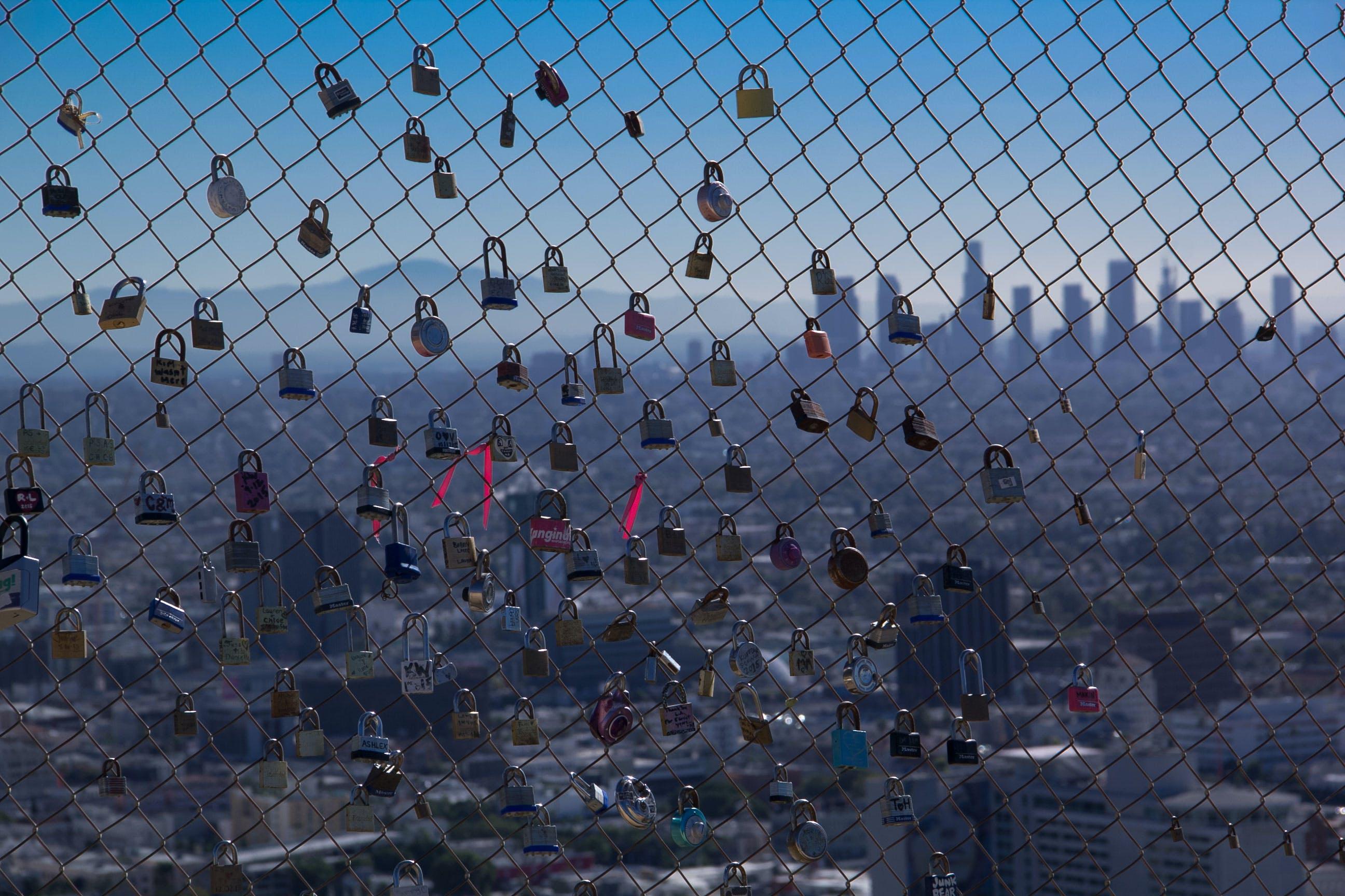 Free stock photo of horizon, los angeles, skyline