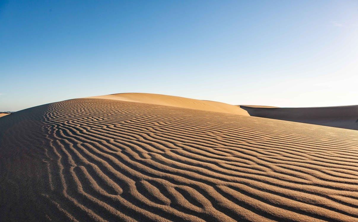 乾旱, 乾的, 冒險