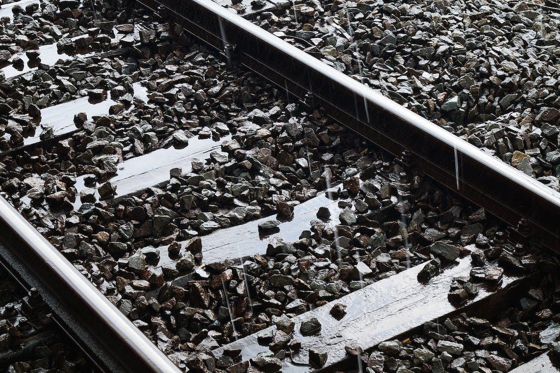 balustradă, căi ferate, cale ferată
