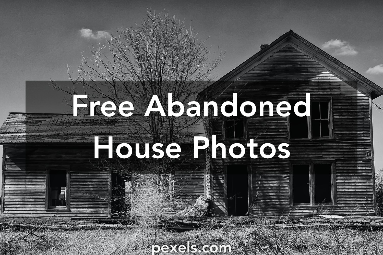 1000+ Beautiful Abandoned House Photos · Pexels · Free Stock