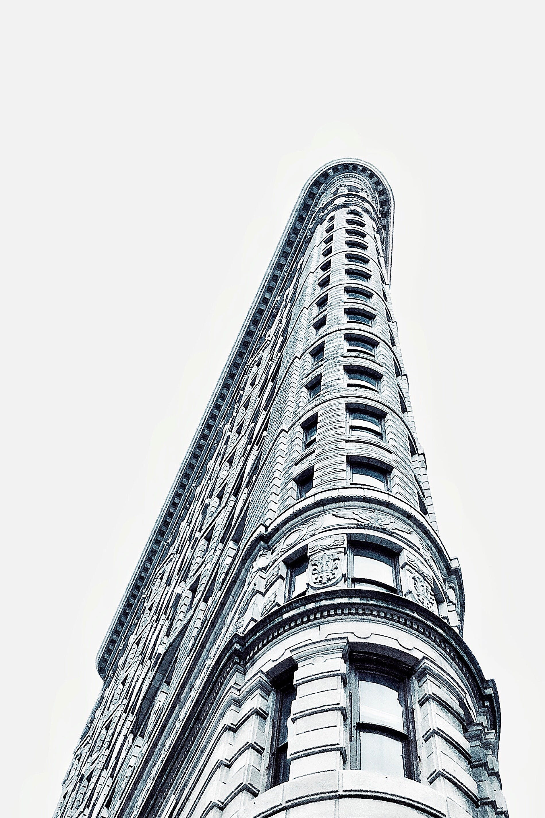 Low-angle Photo of Flatiron Building