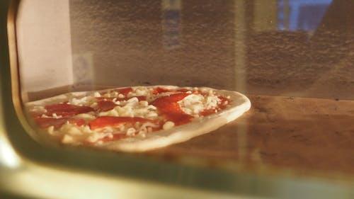 คลังภาพถ่ายฟรี ของ ทำอาหารพิซซ่า, พิซซ่า, พิซซ่าทำอาหาร