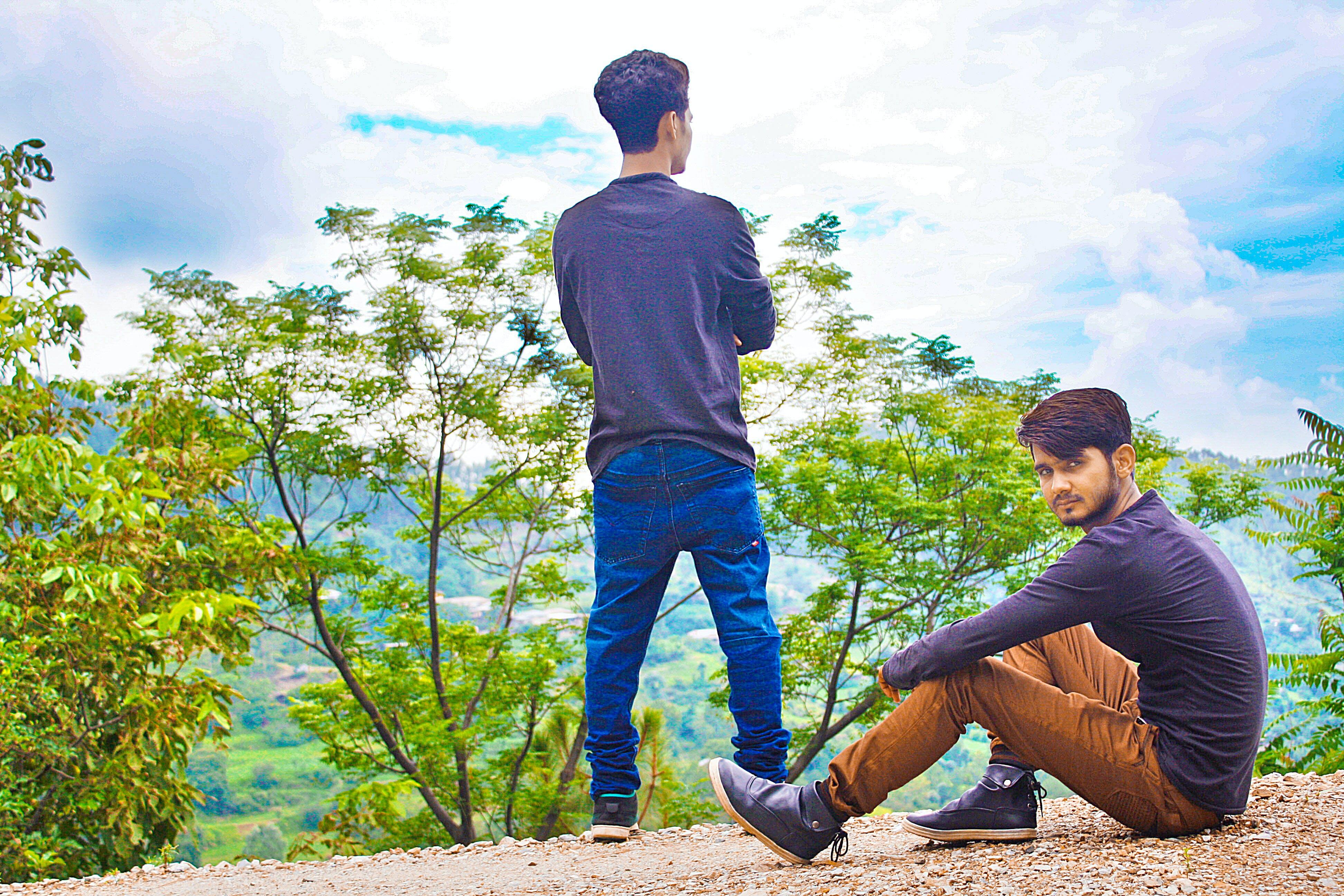 Free stock photo of advanture, back view, beautiful view, city view