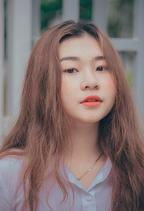 Gratis arkivbilde med asiatisk kvinne, attraktiv, bruke, fotoseanse