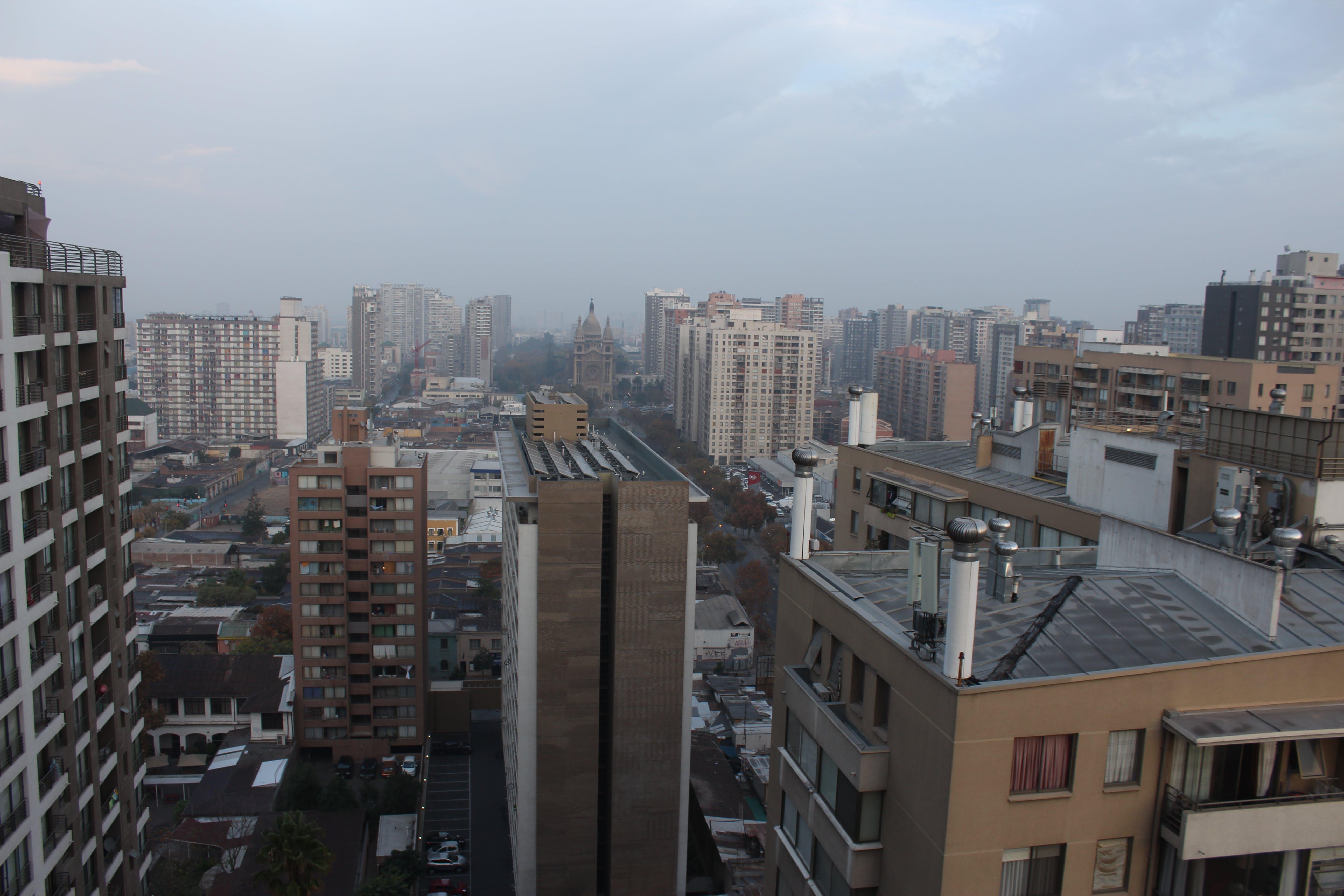 Základová fotografie zdarma na téma Chile, město