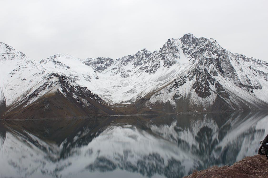alpin, altitudine, apă