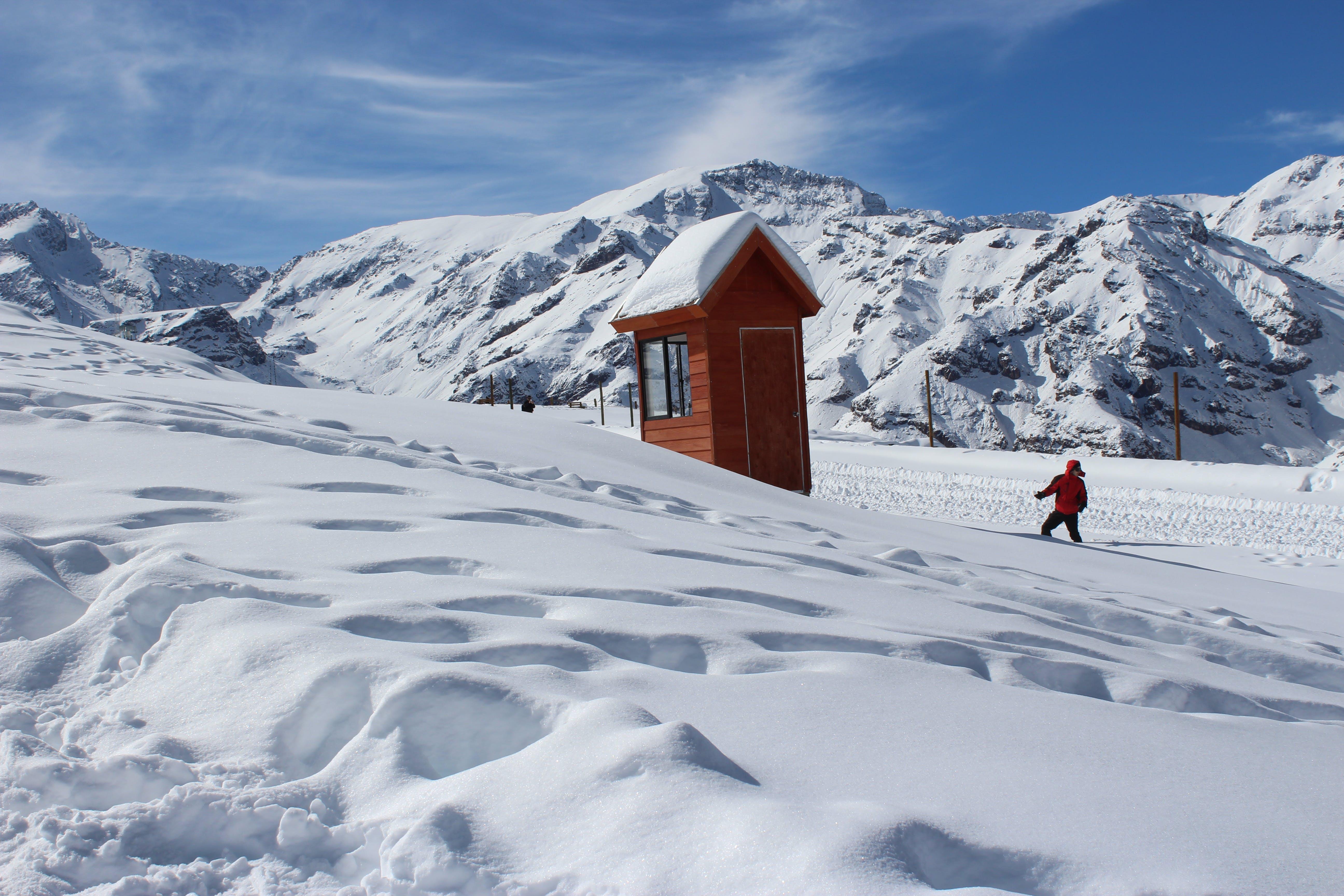 Kostenloses Stock Foto zu abhang, bergab, berge, einfrieren