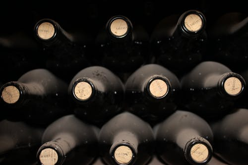 คลังภาพถ่ายฟรี ของ ไวน์แดง