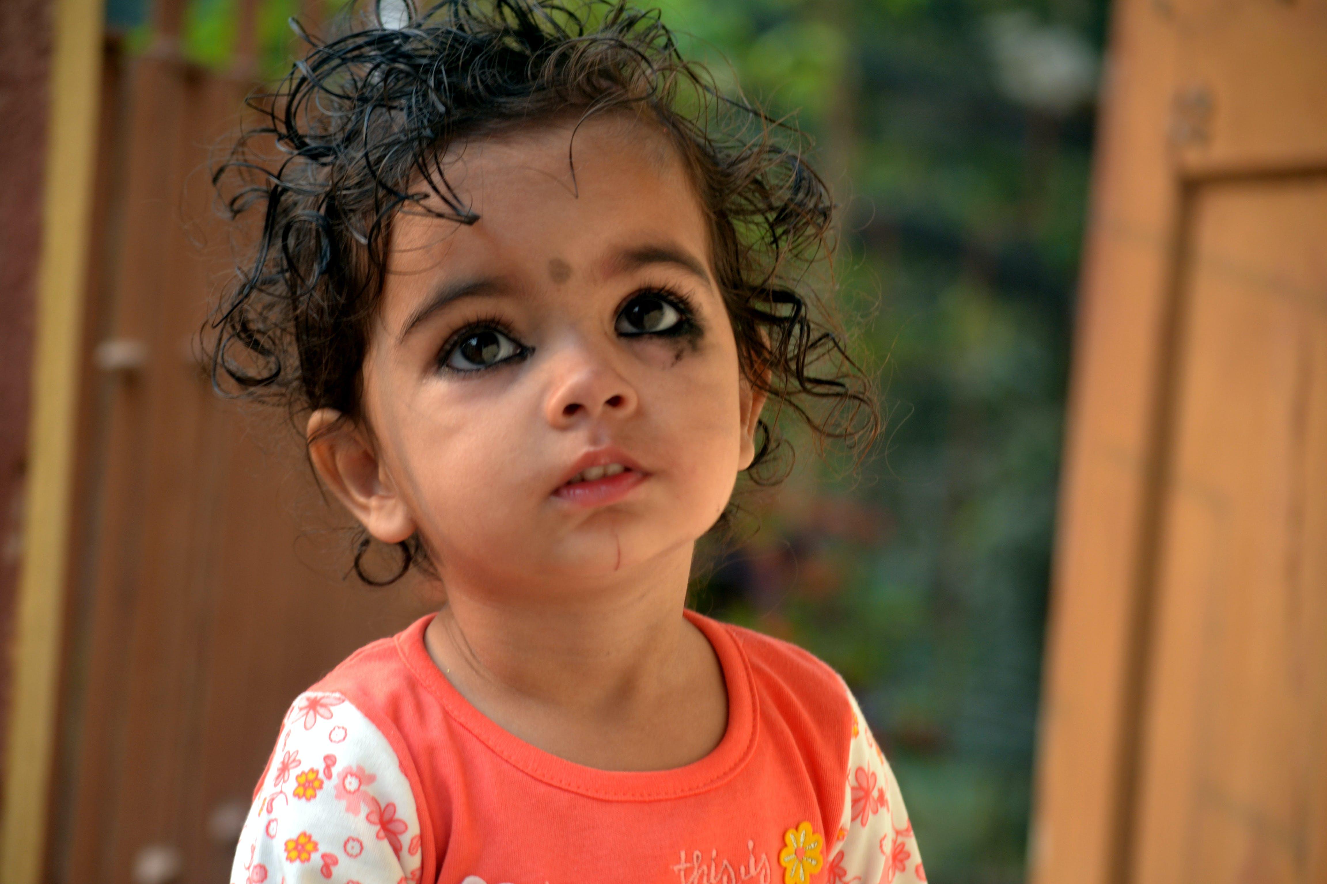 Free stock photo of Adobe Photoshop, baby, child, cute girl
