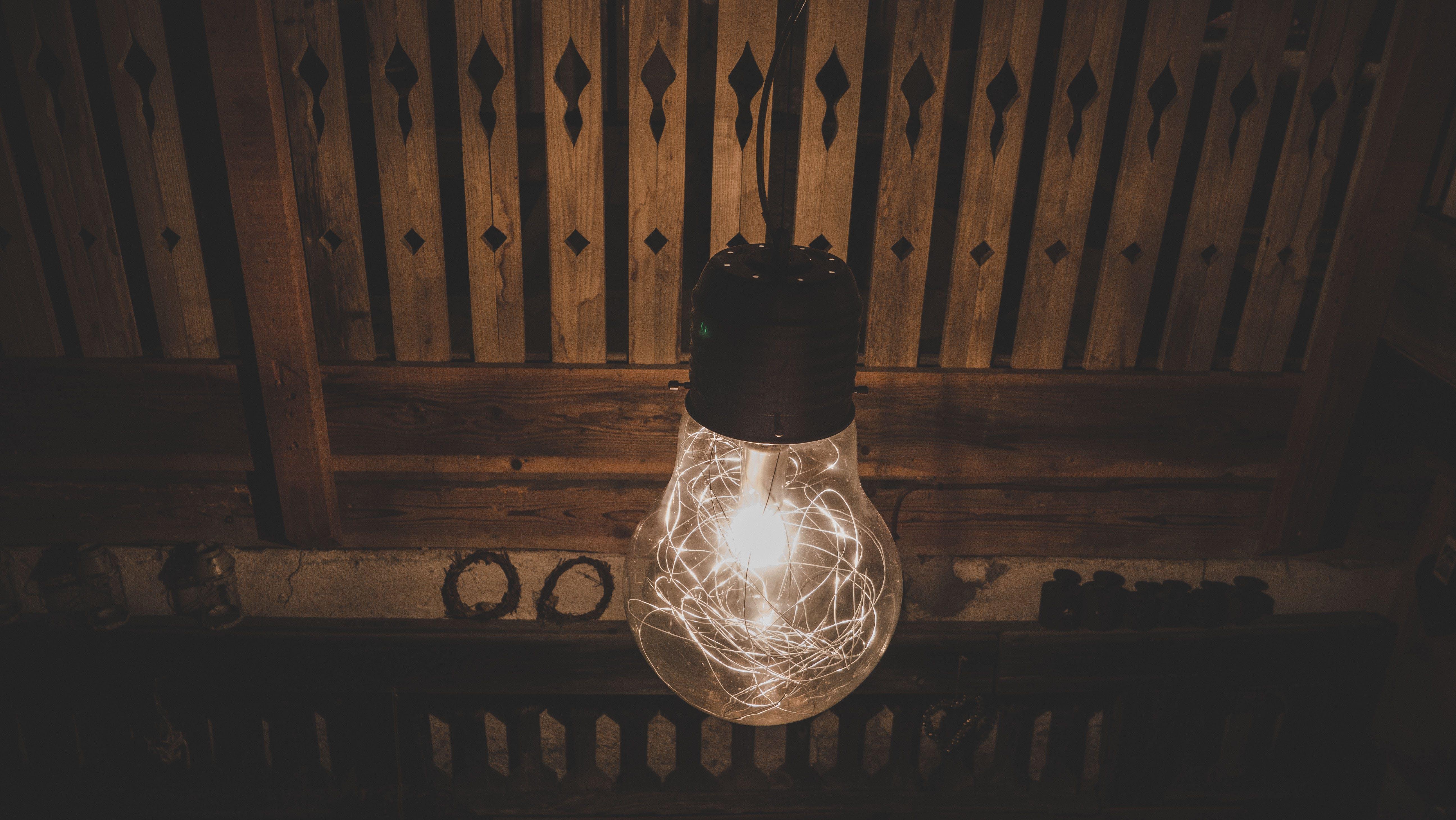 가벼운, 불이 켜진, 실내, 전기의 무료 스톡 사진