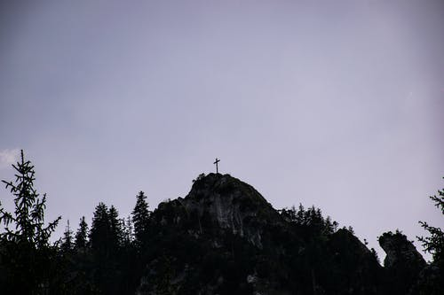 Δωρεάν στοκ φωτογραφιών με βουνό, Γερμανία, καθολικός, κορυφή βουνού