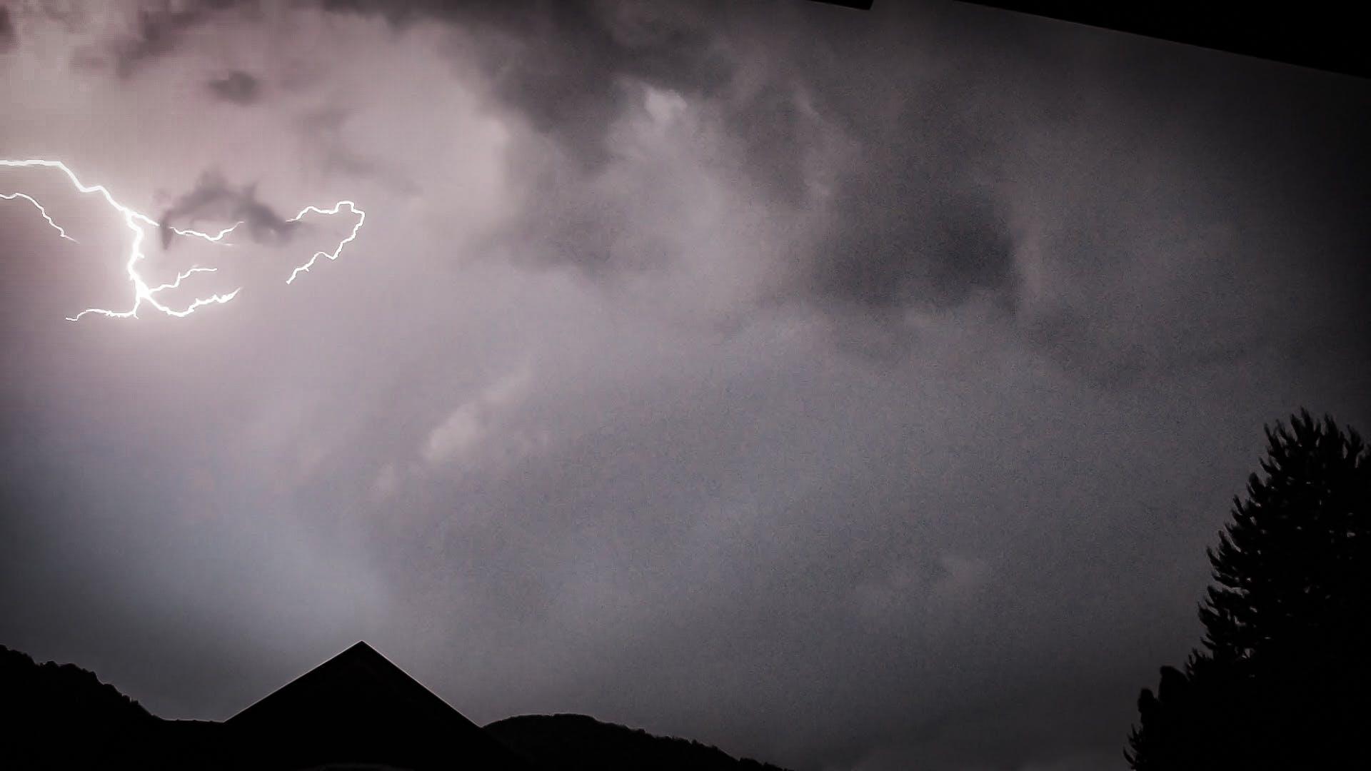 Free stock photo of germany, lightning, lightning strike