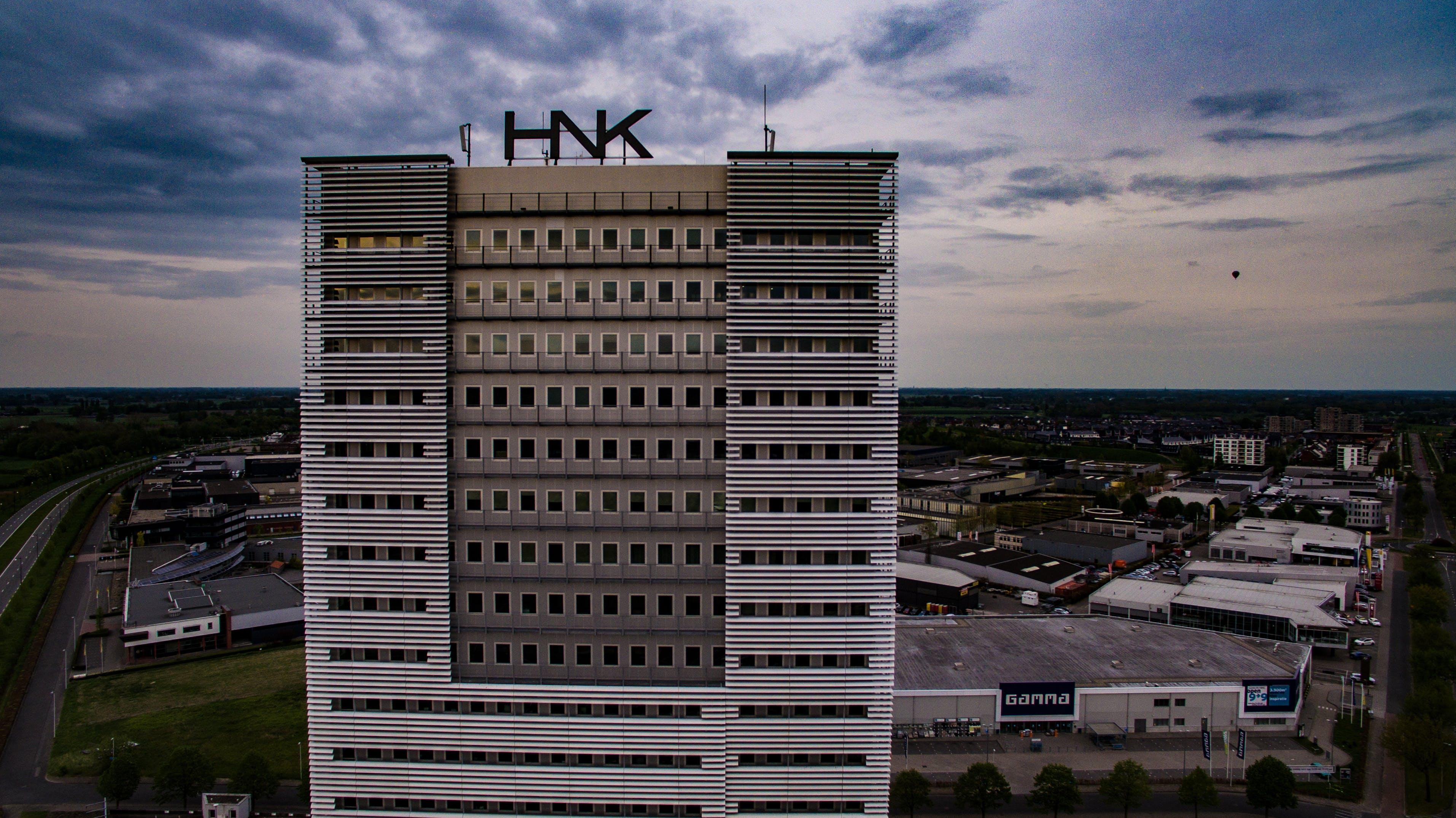 Free stock photo of apeldoorn, balloon, building, HNK
