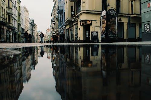 Ảnh lưu trữ miễn phí về các tòa nhà, kiến trúc, Nước, phản ánh