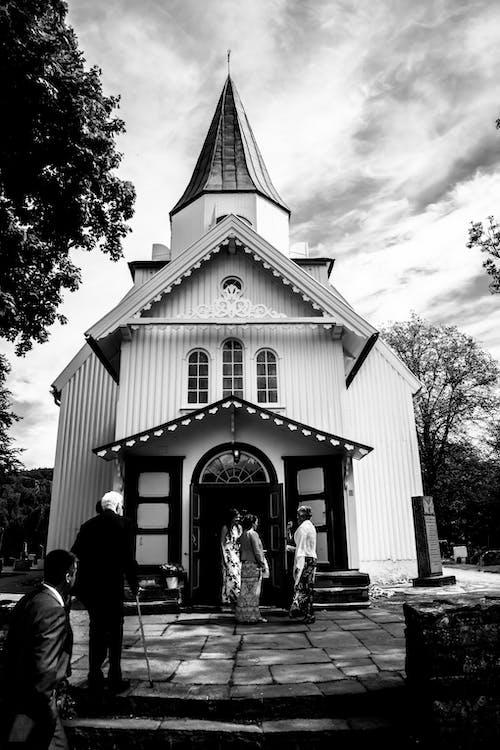 boda, casament, edifici antic